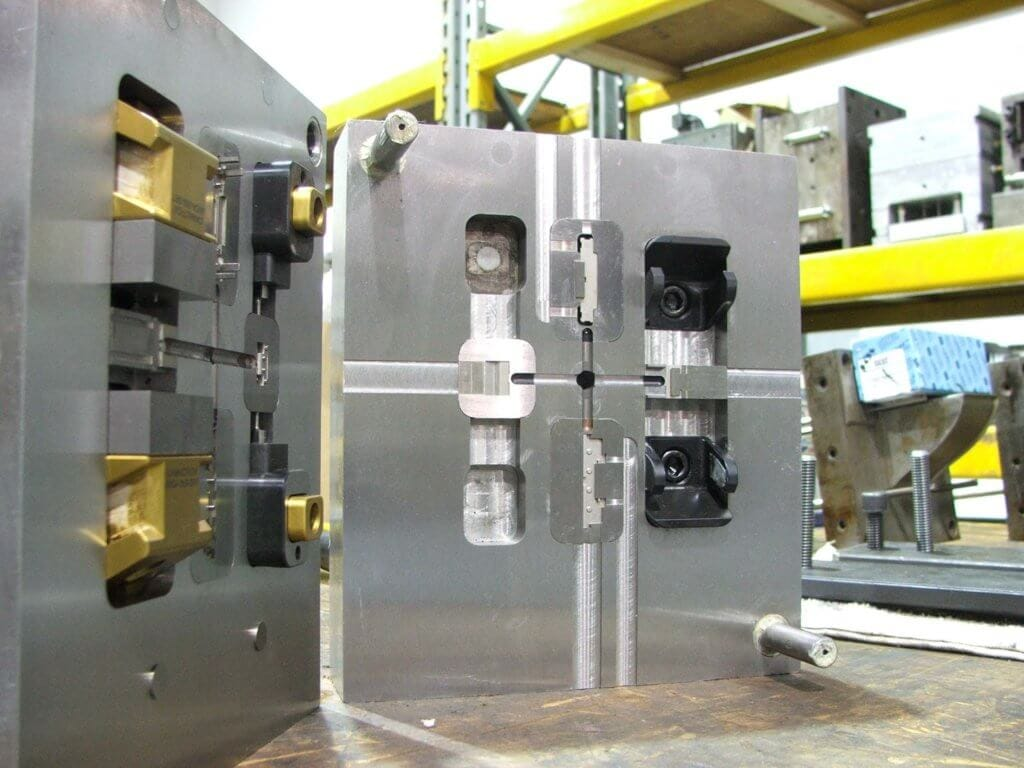 Plastic Injection Molds & Tooling