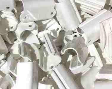 Polyester Polybutylene Terephthalate (PBT/PC) or Crastin®, Valox™, Celeanex®, Xenoy